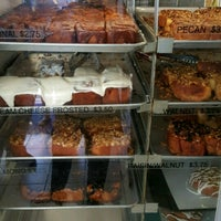 Photo taken at Old West Cinnamon Rolls by Michelle A. on 3/28/2017