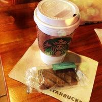 Photo taken at Starbucks by Priscila R. on 9/29/2012