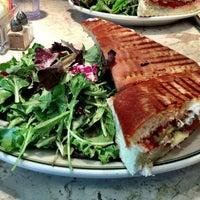 Photo taken at Mondo Caffe by Kathleen S. on 4/3/2013