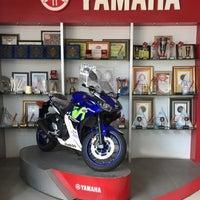 Photo taken at Yamaha Indonesia Motor Manufacturing by noverdi p. on 1/12/2017