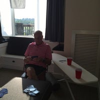 Photo taken at Village Hotel on Biltmore Estate by Kelly Hall B. on 5/16/2016