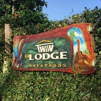 Photo taken at Twin suites Galapagos by Joe N. on 2/5/2017