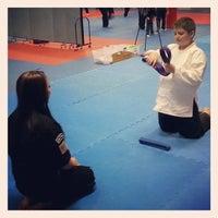 Photo taken at American Kenpo Karate by J.D. U. on 11/14/2013