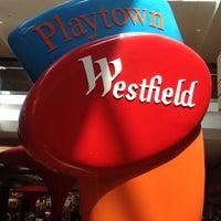 Photo taken at Westfield Playtown by Melanie T. on 5/9/2013