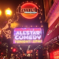 Photo taken at Laugh Factory by John V. on 12/24/2012