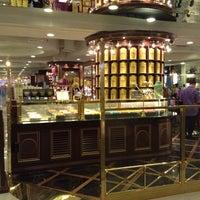 Photo taken at TWG Tea Salon & Boutique by Gordon C. on 4/9/2013