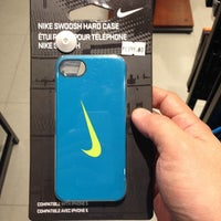 Photo taken at Nike by Gordon C. on 3/28/2014