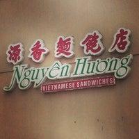 Photo taken at Nguyen Huong Vietnamese Sandwiches by Brandon Z. on 8/21/2013