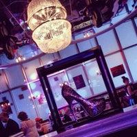 Photo taken at Mosaic Lounge by J. Emile J. on 4/5/2013