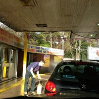 Photo taken at New York Hand Car Wash by Nick M. on 2/2/2013