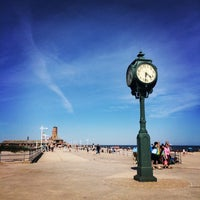 Photo taken at Jacob Riis Park by Auds B. on 6/15/2014