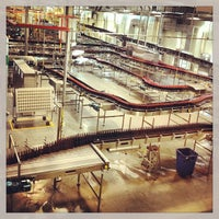 Photo taken at New Belgium Brewing by Auds B. on 12/28/2012