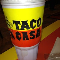 Photo taken at Taco Casa by Casey S. on 11/29/2012