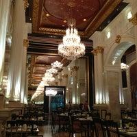 Foto tomada en Imperium Restaurant - Jumeirah Zabeel Saray por Sean C. el 1/27/2013