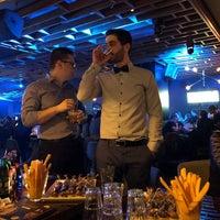 Photo taken at LARGO Bar & Diner by Ivan S. on 1/26/2018