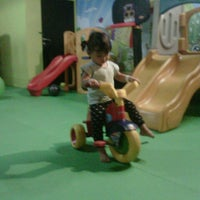 Photo taken at Play Land Grand city by Fadjar M. on 5/2/2013