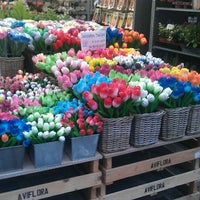 Photo taken at Flower Market by andyp on 1/26/2013
