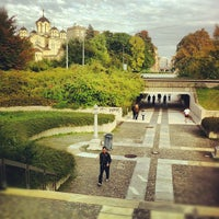 Photo taken at Park Tivoli by geheimtip ʞ. on 9/30/2012
