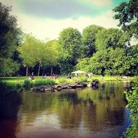 Photo taken at Cascade by geheimtip ʞ. on 6/14/2014