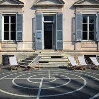 Foto scattata a Villa Croce - Museo d'Arte Contemporanea da geheimtip ʞ. il 10/2/2016