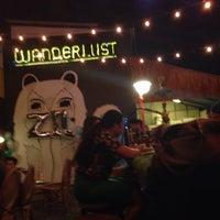 Photo taken at Wanderlust Roof Top by Ying 789 P. on 1/12/2014