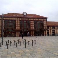 Photo taken at Gare SNCF de Saint-Étienne Châteaucreux by 🚄Mister O. on 5/21/2013