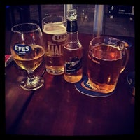 Photo taken at Millwall English Pub by Bared K. on 11/9/2013