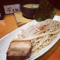 Photo taken at つけ麺 まぜ郎 ぎんや 砂田橋店 by hidetatatatata on 9/19/2014