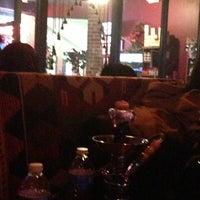 Photo taken at X-Hale Hookah Lounge by Simeenie on 2/24/2013