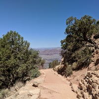 Photo taken at South Kaibab Trailhead by Stefan T. on 7/2/2018