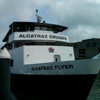 Photo taken at Alcatraz Cruises by Stefan T. on 4/7/2013