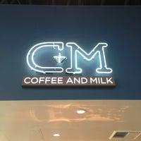 Photo prise au C+M (Coffee and Milk) LACMA par Jason H. le1/4/2013