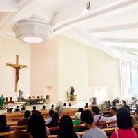 Photo taken at Santuario de San Vicente de Paul by PuRpLe👸🏼RoYaLtY on 10/30/2016