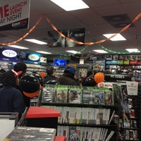 Photo taken at GameStop by Cesar D. on 11/12/2012