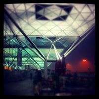 Photo taken at London Stansted Airport (STN) by Ray B. on 10/22/2012
