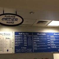 Photo taken at Custom Burgers by Pat La Frieda by Jason F. on 8/29/2014