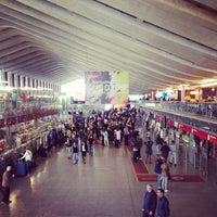 Photo taken at Roma Termini Railway Station (XRJ) by Маша Ш. on 5/7/2013