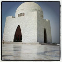 Photo taken at Mazar-e-Quaid by Ali M. on 6/20/2013