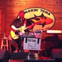 Photo taken at Smokin' Tuna Saloon by Tonia C. on 2/21/2013