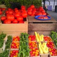 Photo taken at FRESHFARM Market by the White House by Megan P. on 9/20/2012