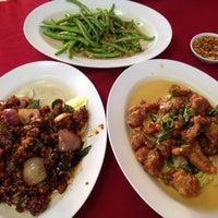 Photo taken at One One Three Seafood Restaurant (日日生海鲜饭店) by Joann C. on 2/22/2014
