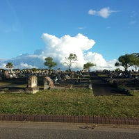 Photo taken at Woronora Cemetery by Renée V. on 5/11/2014