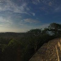 Photo taken at Parque Nacional Tikal by Gizem A. on 2/16/2017