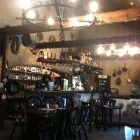 Photo taken at Alaus Restoranas Cicinskas by Andrius S. on 10/19/2012