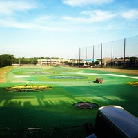 Photo taken at Topgolf by Mike R. on 6/9/2013