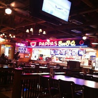 Photo taken at Pappas Bar-B-Q by Steve T. on 11/9/2012