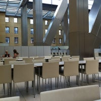 Photo taken at cafe57 at Hearst Tower by Nicole R. on 7/21/2011