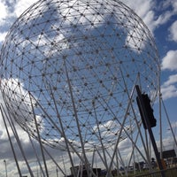Photo taken at Rise (The Balls On The Falls) by BelfastJack on 4/4/2012