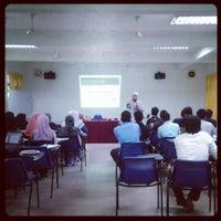 Photo taken at Kalumpang Resort Training Center by Muizz R. on 9/1/2012