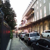 Photo taken at Omni Royal Orleans by Richard B. on 12/28/2011